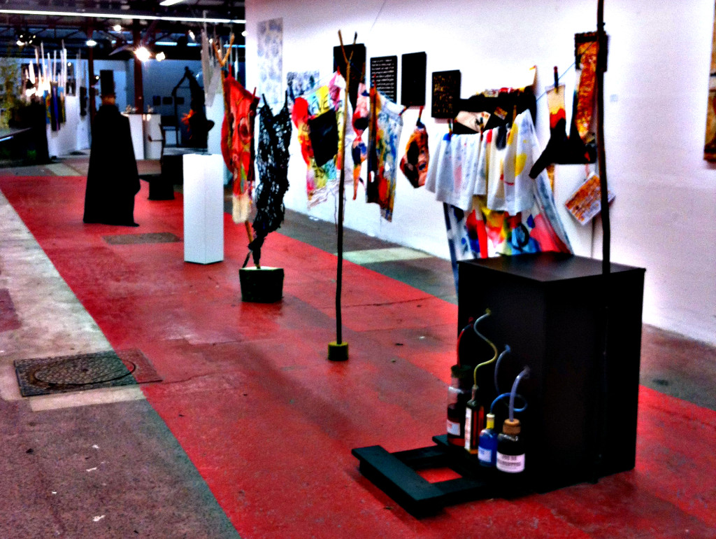 expo hall Roublot
